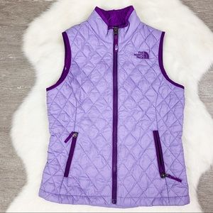 The North Face Girls Quilted Vest Thermoball